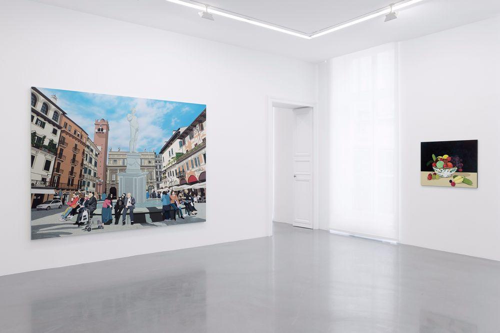 Artist:CHEN Fei, Exhibition:Fine Art