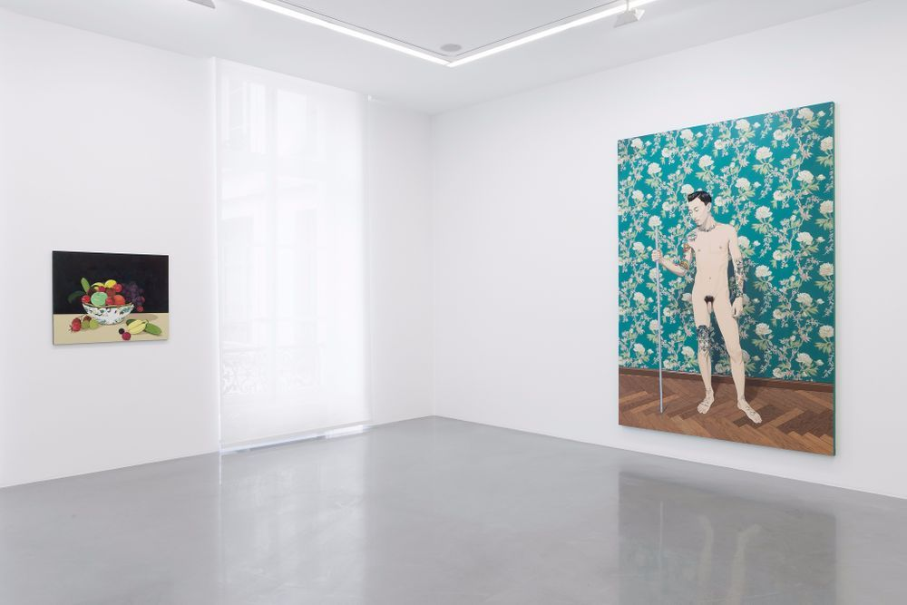 Artist:陳飛, Exhibition:Fine Art