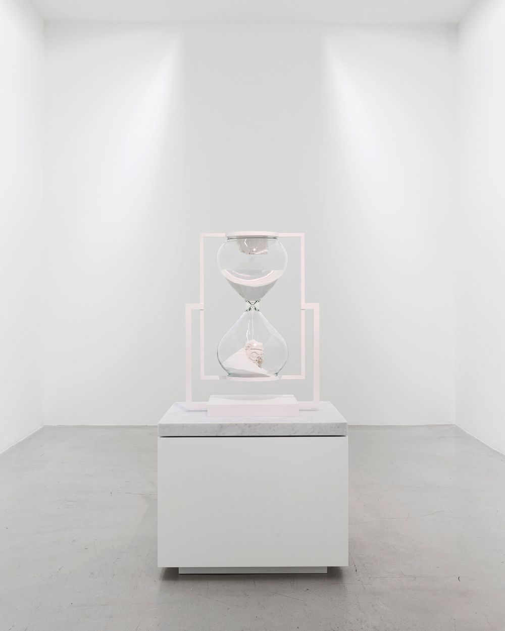 Artist:Daniel ARSHAM, Exhibition:The Angle of Repose