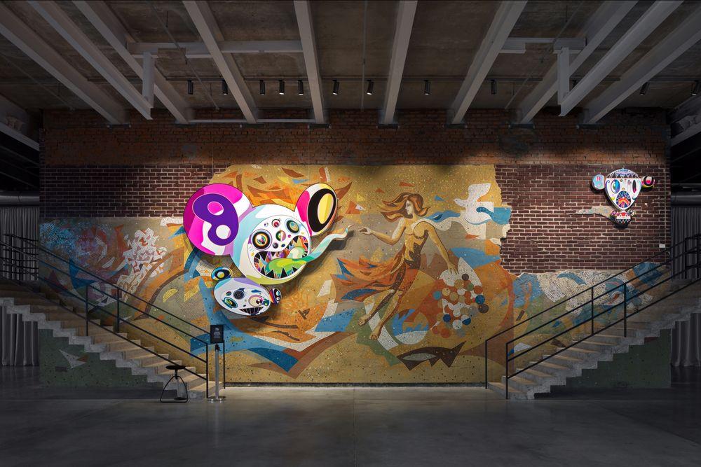 Artist:Takashi MURAKAMI, Exhibition:Under the radiation falls