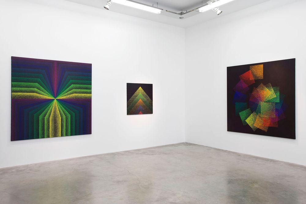 Artist:Julio LE PARC, Exhibition:BIFURCATIONS