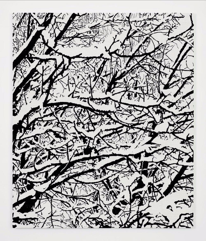 Artist:Farhad MOSHIRI, Exhibition:SNOW FOREST