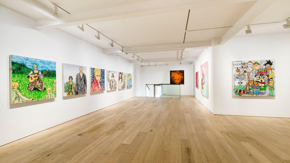 Artist:MADSAKI, Exhibition:BADA BING, BADA BOOM