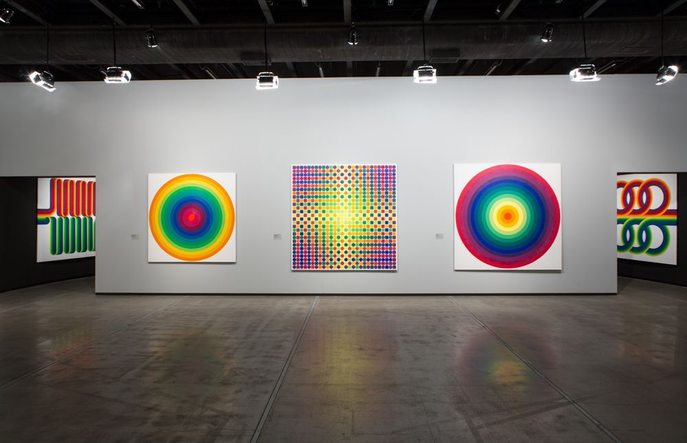 Artist:Julio LE PARC, Exhibition:Julio Le Parc