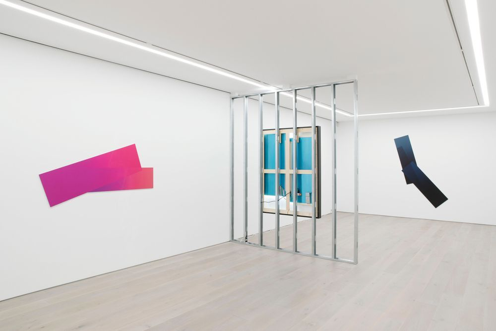 Artist:Artie VIERKANT, Exhibition:Rooms Greet People By Name