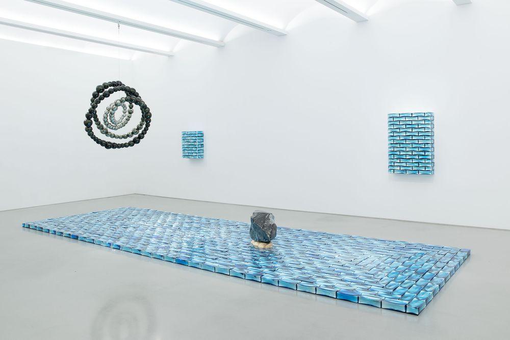 Artist:Jean-Michel OTHONIEL, Exhibition:Dark Matters