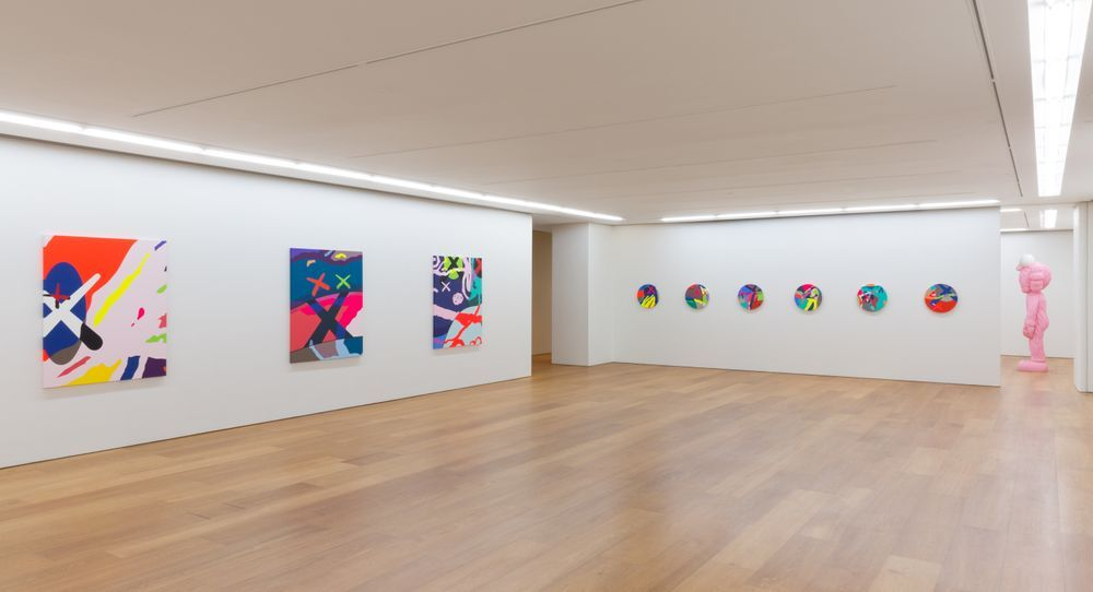 Artist:KAWS, Exhibition: