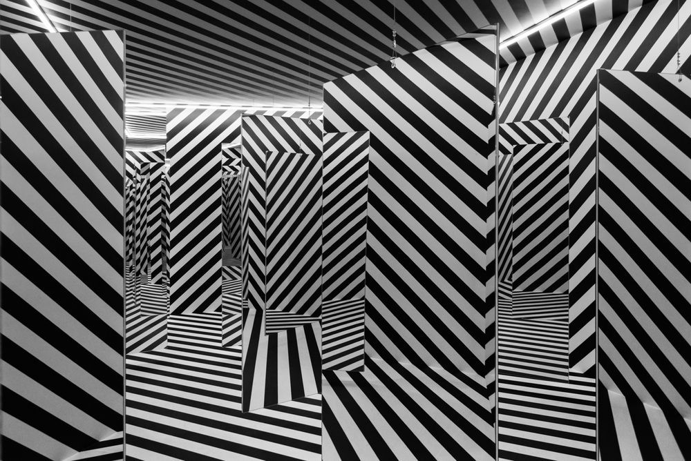Artist:Julio LE PARC, Exhibition:The Other Trans-Atlantic. Kinetic and Op Art in Eastern Europe and Latin America 1950s - 1970s