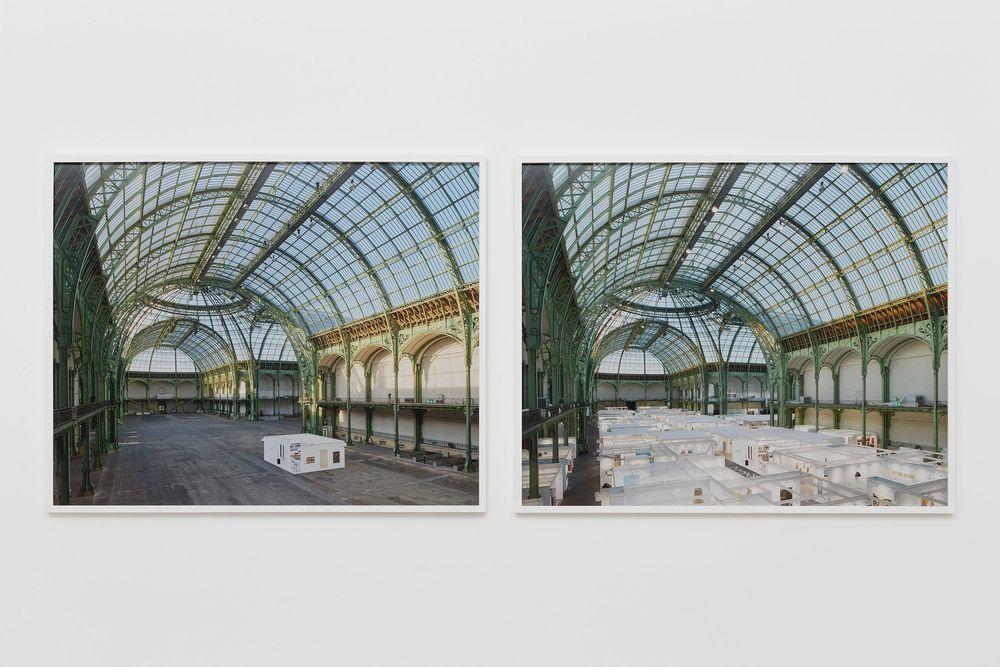 Artist:Elmgreen & Dragset, Exhibition:Elmgreen & Dragset present Galerie Perrotin at the Grand Palais