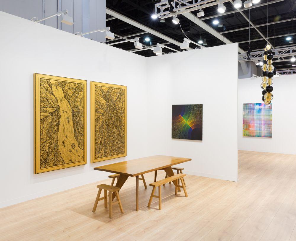 Artist:Izumi KATO, Exhibition:Art Basel Hong Kong