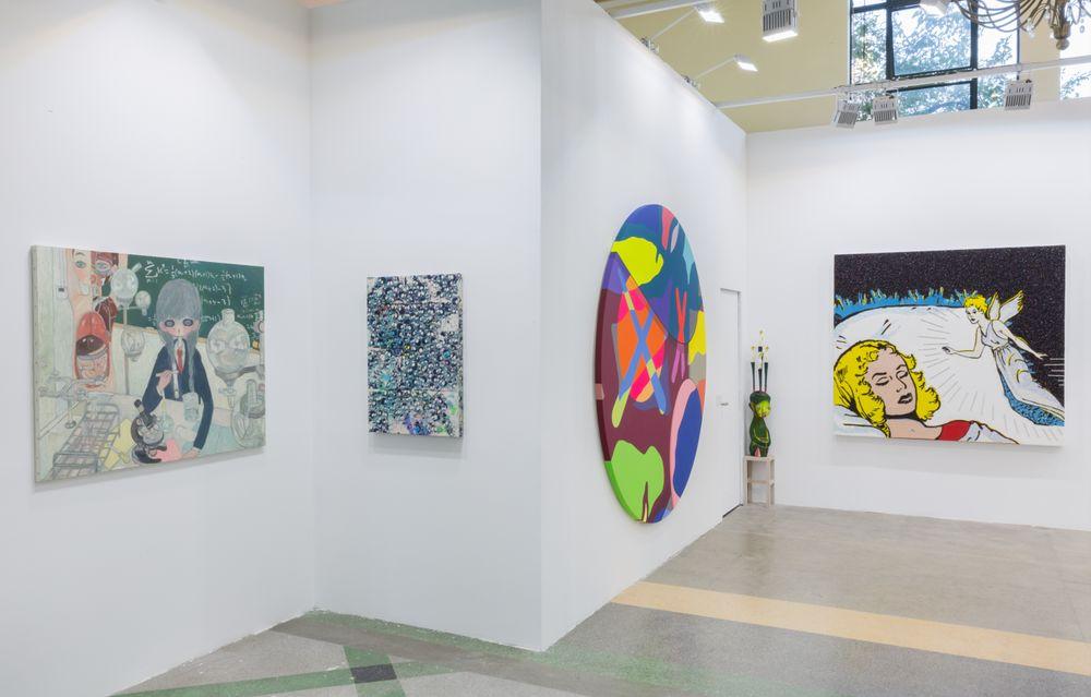 Artist:KAWS, Exhibition:ART021