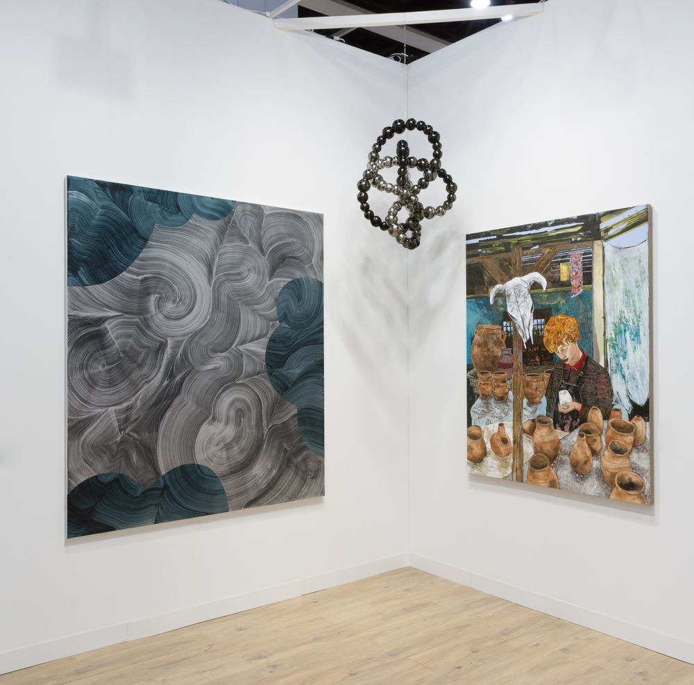 Artist:Takashi MURAKAMI, Exhibition:Art Basel Hong Kong