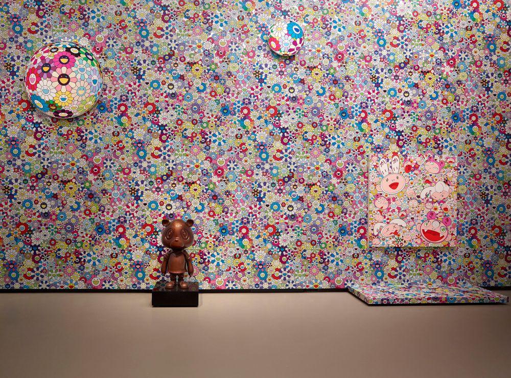 Artist:Takashi MURAKAMI, Exhibition:In Tune with the World