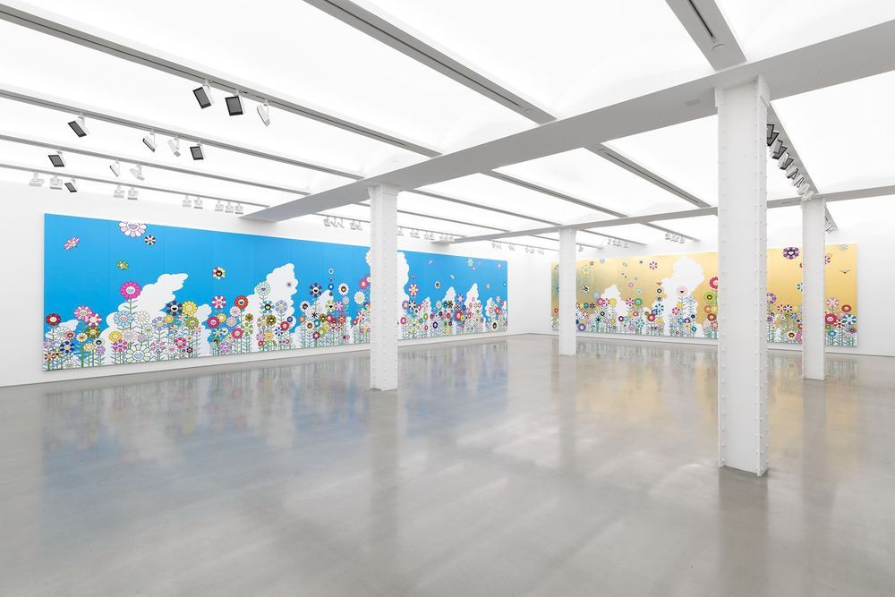 Artist:Takashi MURAKAMI, Exhibition:Heads↔Heads