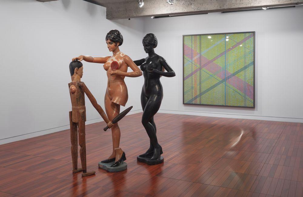 Artist:Bharti KHER, Exhibition:Points de départ, points qui lient