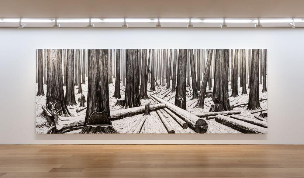 Artist:NI Youyu, Exhibition:SO NEAR YET SO FAR