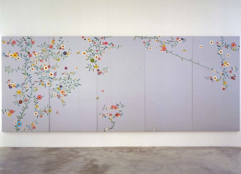 Artist:Takashi MURAKAMI, Exhibition:Opening of the gallery space at 76 rue de Turenne