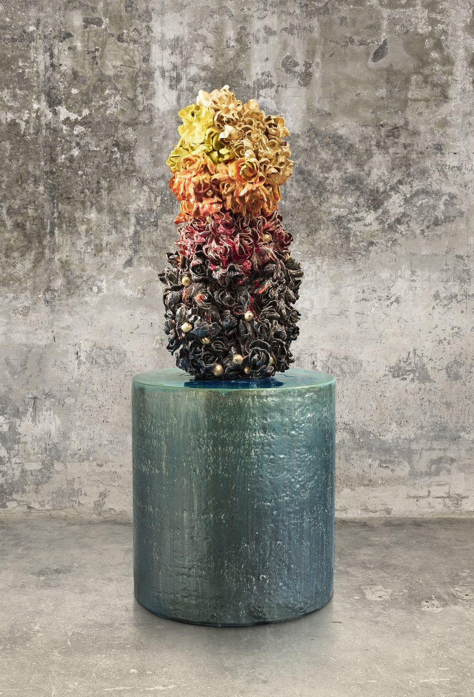Artist:Johan CRETEN, Exhibition:Naked Roots / Naakte Wortels
