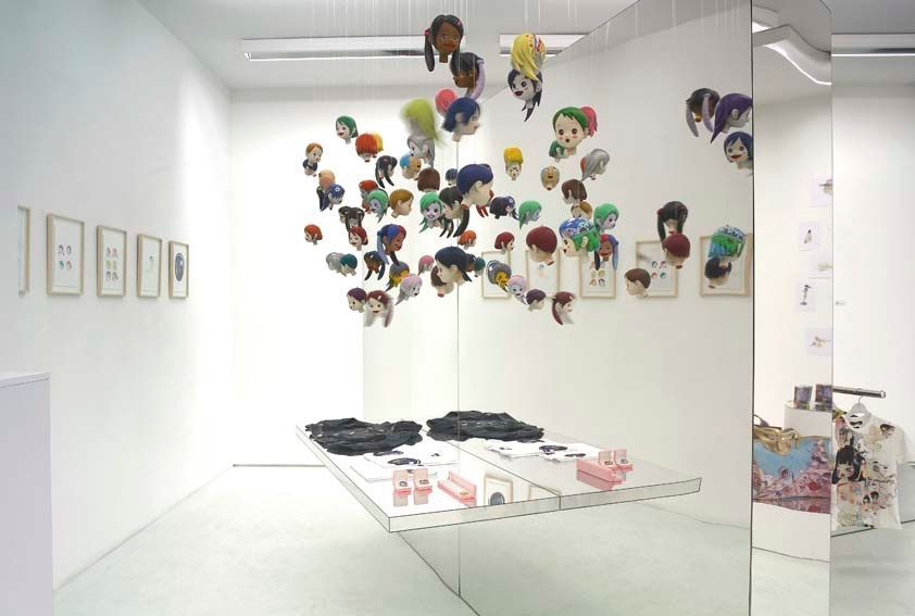 Artist:Chiho AOSHIMA, Exhibition:T-junction