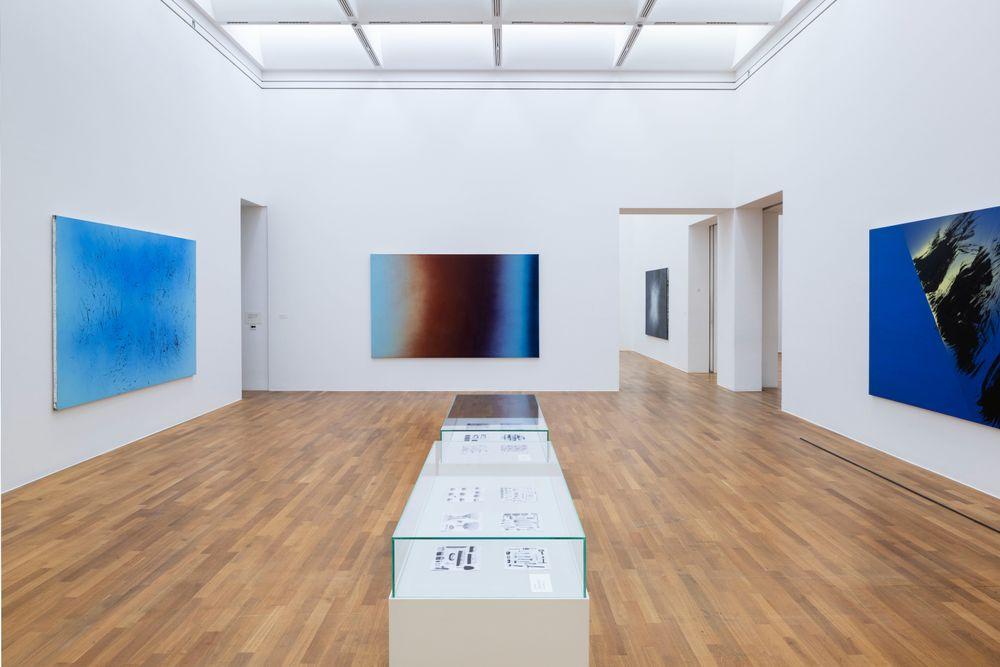 Artist:Hans HARTUNG, Exhibition:Malerei als Experiment – Werke von 1962-1989