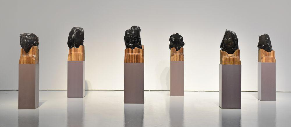 Artist:Jean-Michel OTHONIEL, Exhibition:Face à l'obscurité