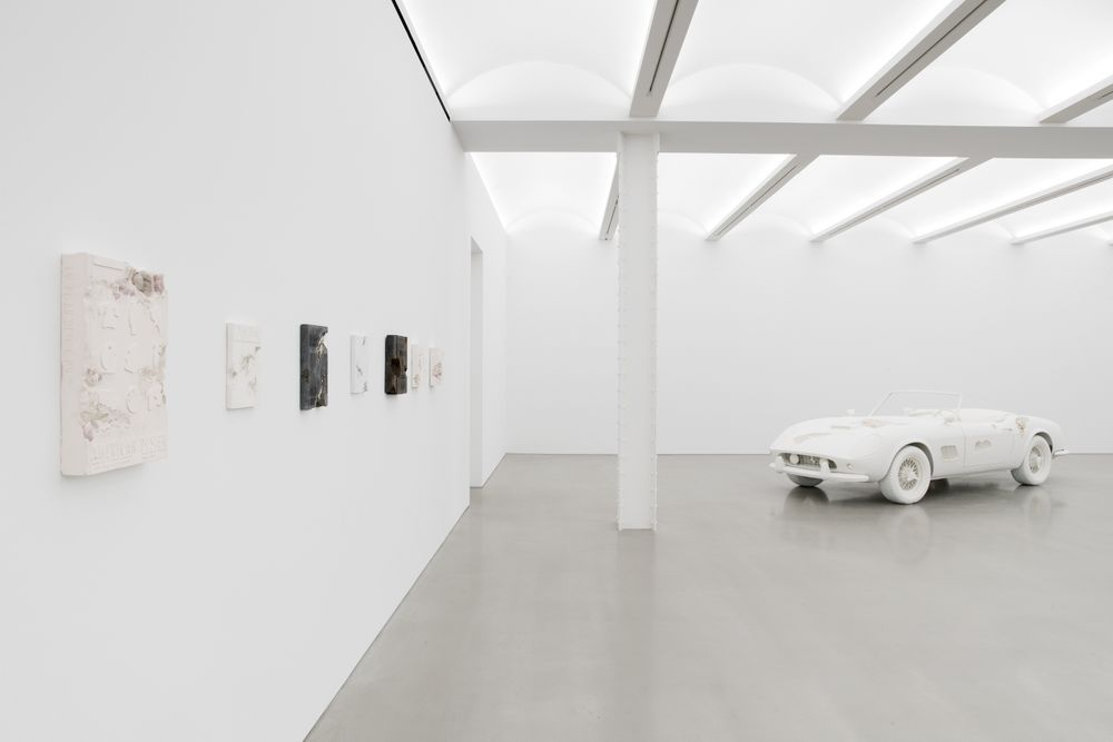 Artist:Daniel ARSHAM, Exhibition:3018