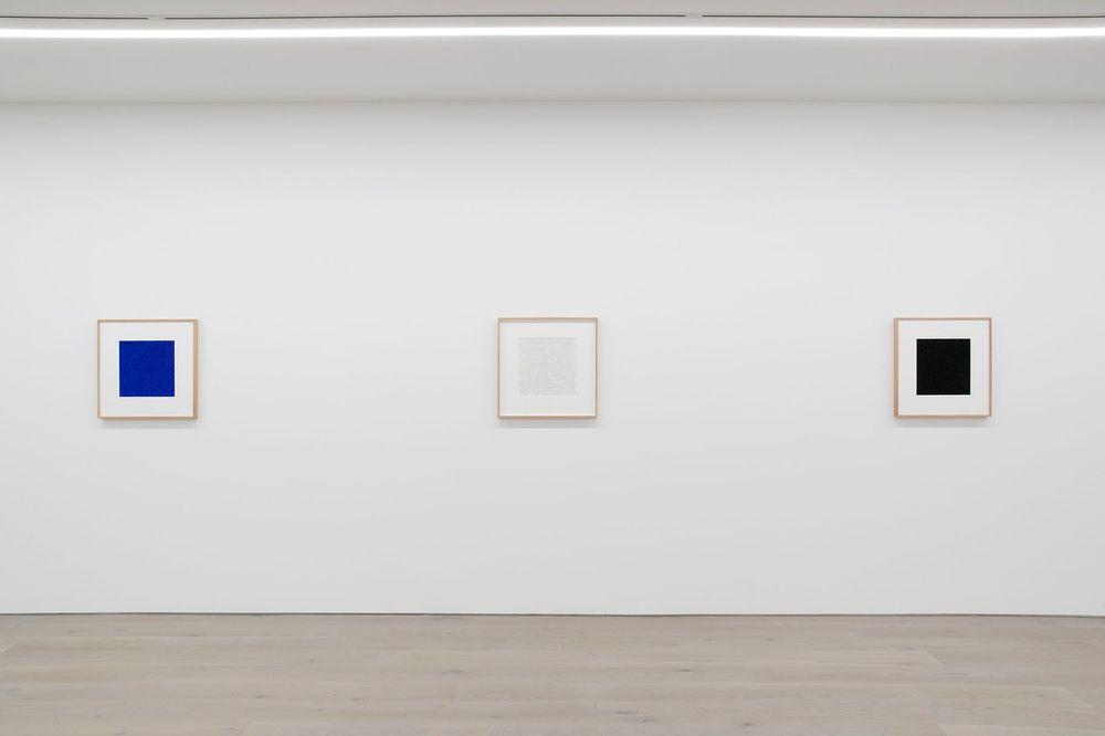 Artist:Gabriel DE LA MORA, Exhibition:TNTR AA
