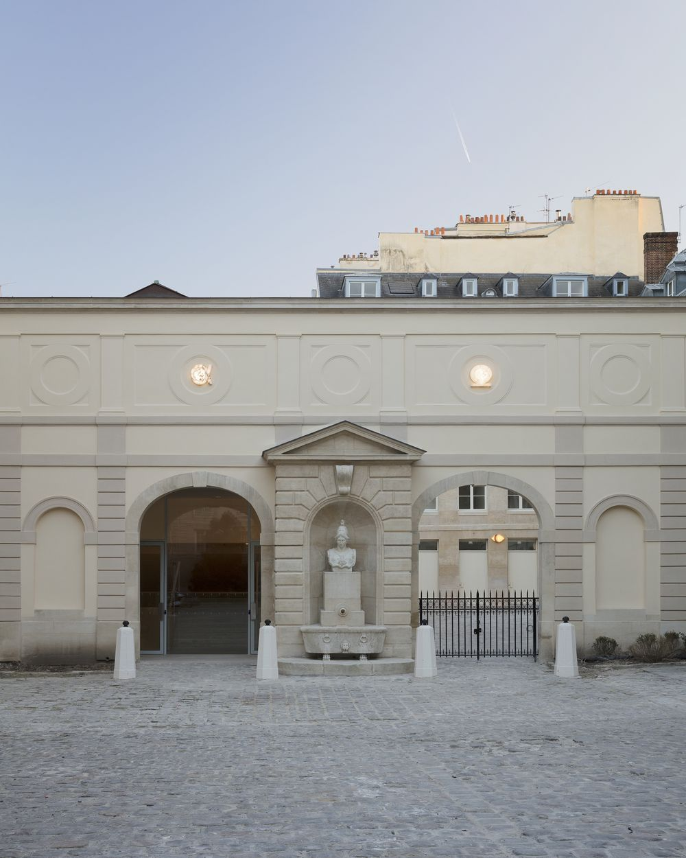Artist:Laurent GRASSO, Exhibition:Institut de France