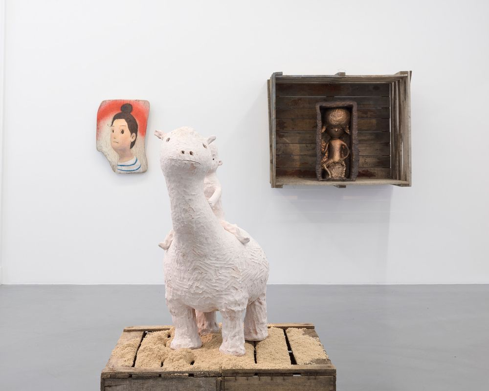 Artist:Otani Workshop, Exhibition:Contes d'Awaji