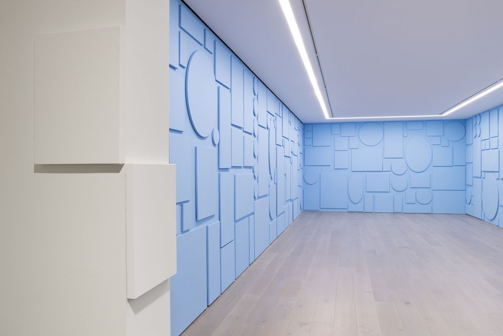 Artist:Claude RUTAULT, Exhibition:de-finitions/methods from the 70s