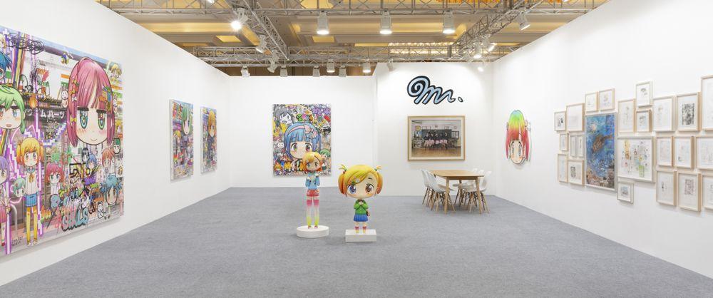 Artist:Mr., Exhibition:Art Moments Jakarta