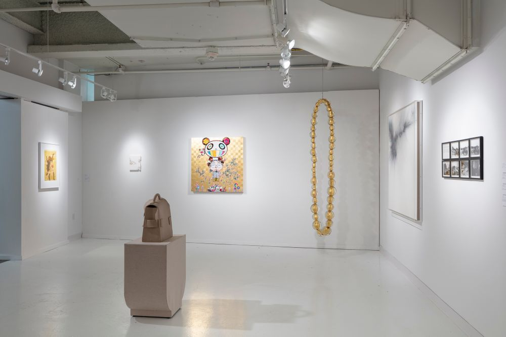 Artist:, Exhibition:Dallas art fair