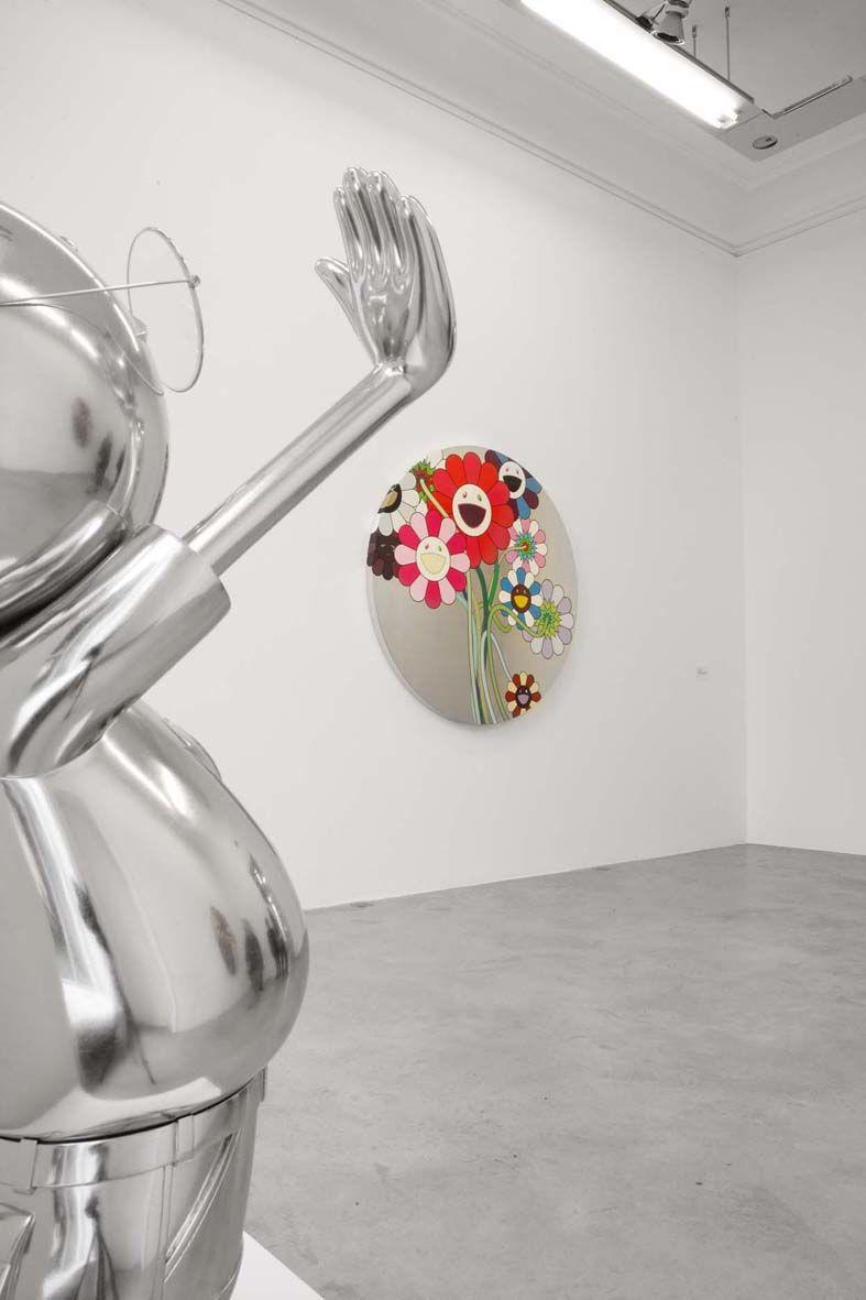 Artist:Takashi MURAKAMI, Exhibition:Takashi Murakami Paints Self-Portraits