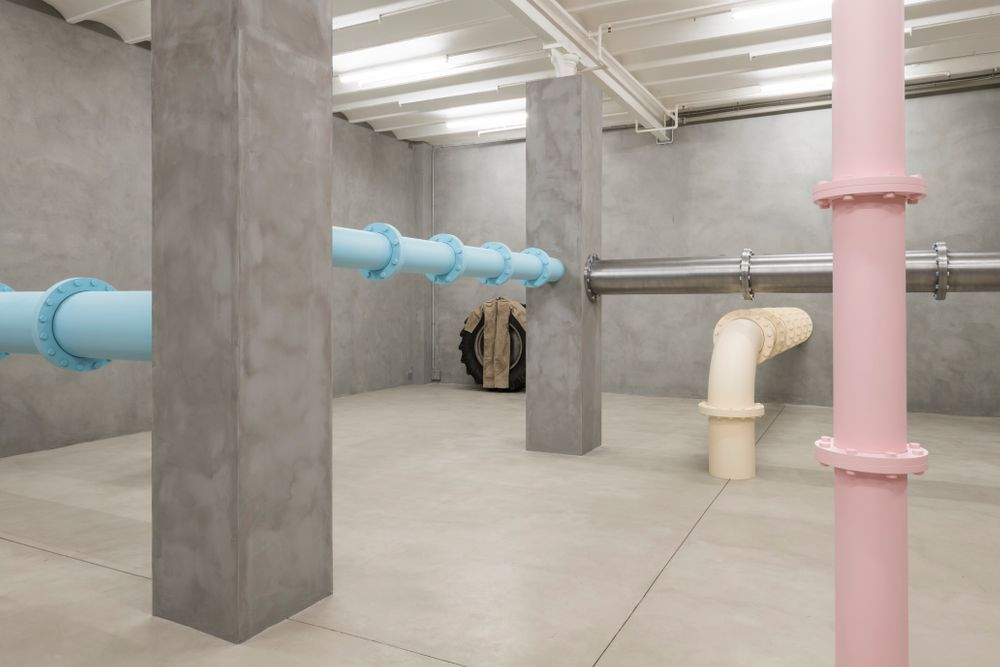 Artist:Elmgreen & Dragset, Exhibition:It's Not What You Think
