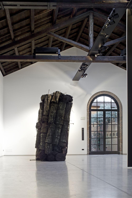 Artist:LEE Bae, Exhibition:Venice Wood Water