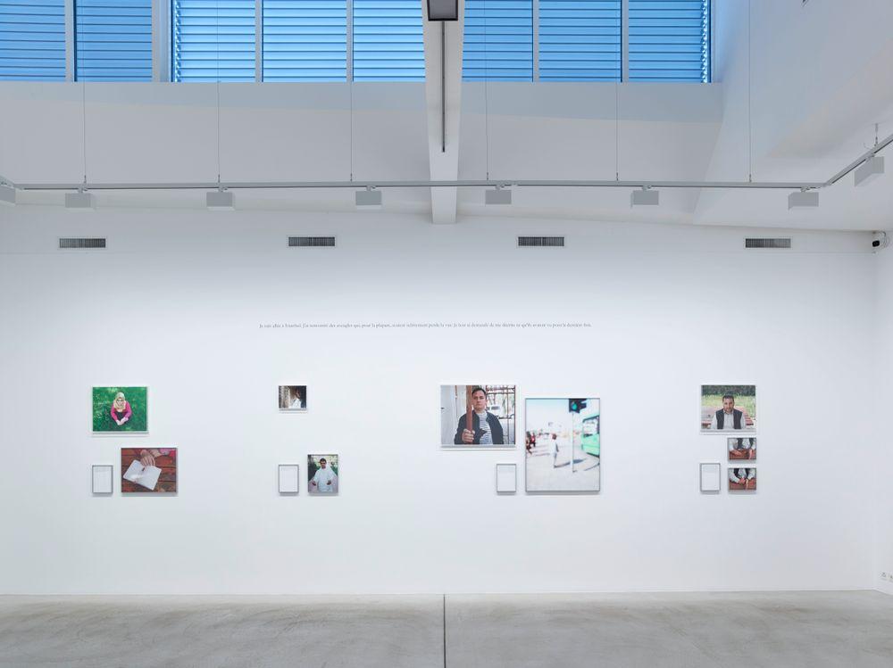 Artist:Sophie CALLE, Exhibition:Un certain regard