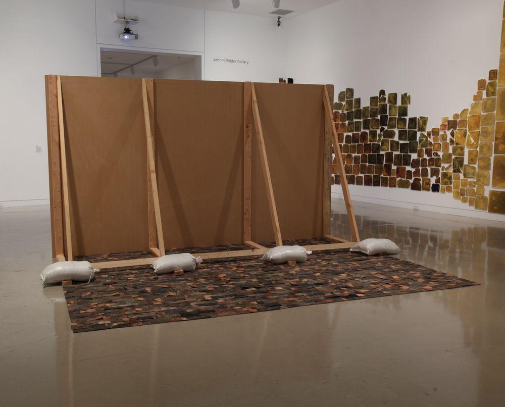 Artist:Gabriel DE LA MORA, Exhibition:California-Pacific Triennial