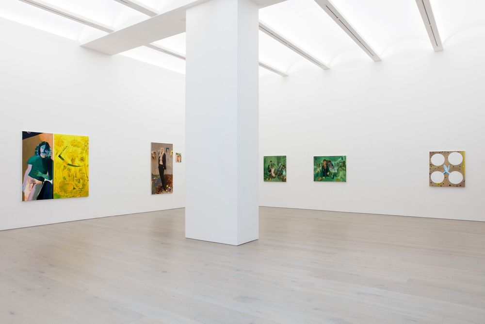 Artist:Hernan BAS, Exhibition:Them