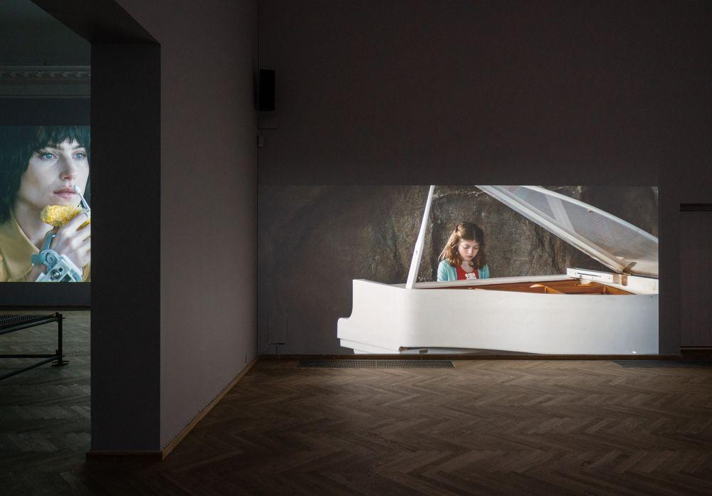 Artist:Jesper JUST, Exhibition:Servitudes