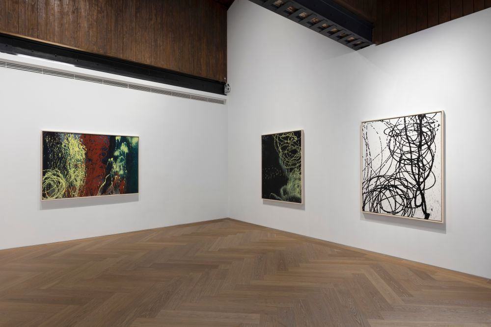 Artist:Hans HARTUNG, Exhibition: