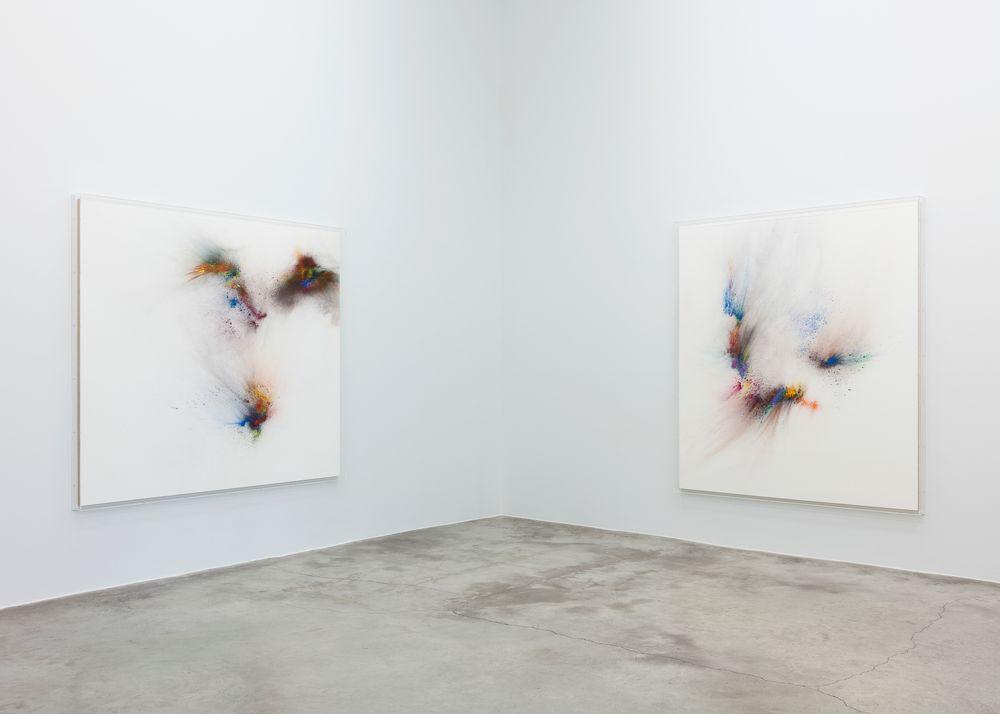 Artist:Thilo HEINZMANN, Exhibition:Voyage Visage Passage