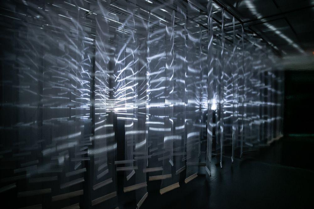 Artist:Julio LE PARC, Exhibition:Julio Le Parc - Réels & Virtuels 1958 - 2019