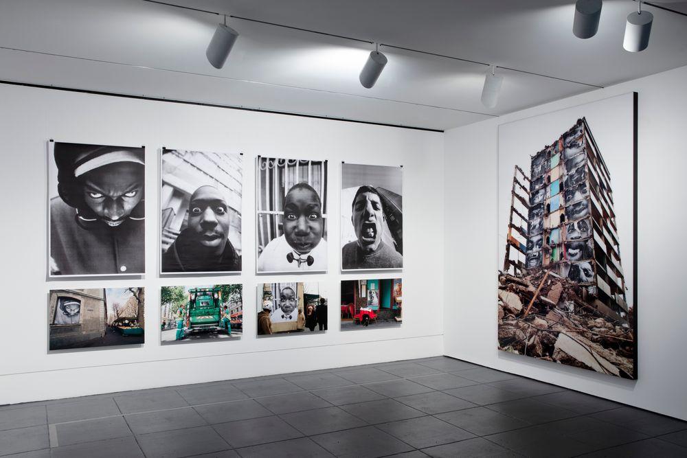 Artist:, Exhibition:JR: Chronicles