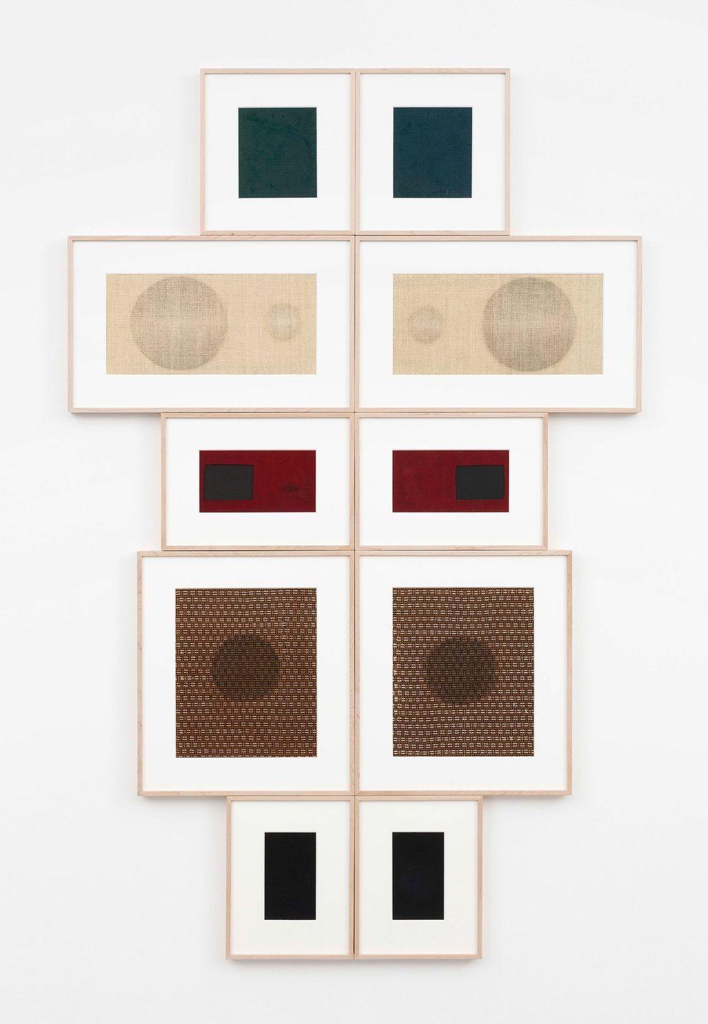 Artist:Gabriel DE LA MORA, Exhibition:ÉCHO