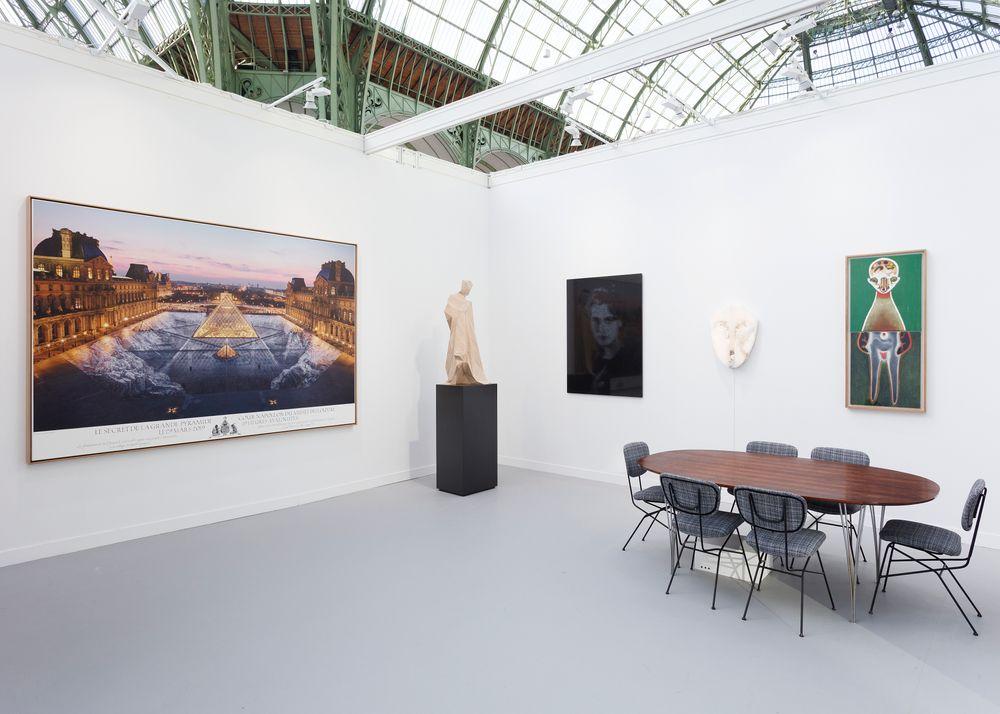 Artist:, Exhibition:FIAC