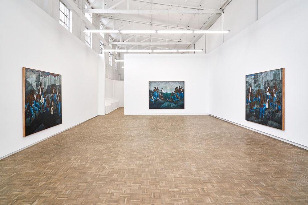 Artist:Cinga SAMSON, Exhibition:NaluLwandle, NaliKhayan
