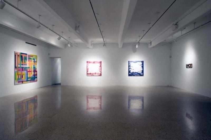 Artist:Bernard FRIZE, Exhibition:Oh Happy Days !