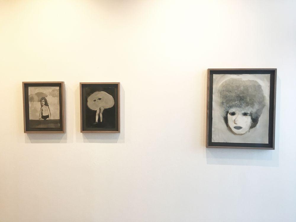 Artist:Klara KRISTALOVA, Exhibition:Shades of Existence