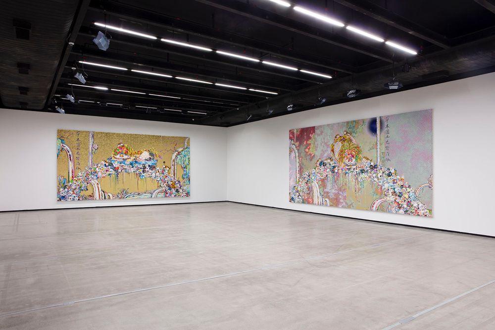 Artist:Takashi MURAKAMI, Exhibition:Murakami by Murakami