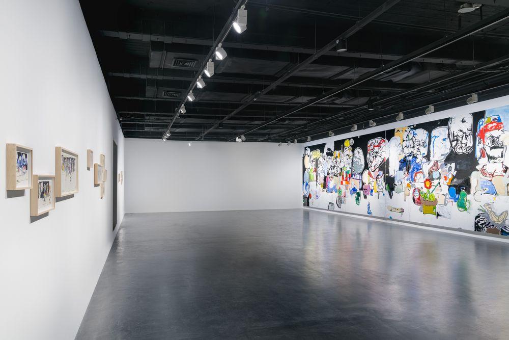 Artist:Eddie MARTINEZ, Exhibition:Open Feast